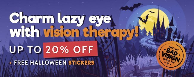 AmblyoPlay Halloween Promotion
