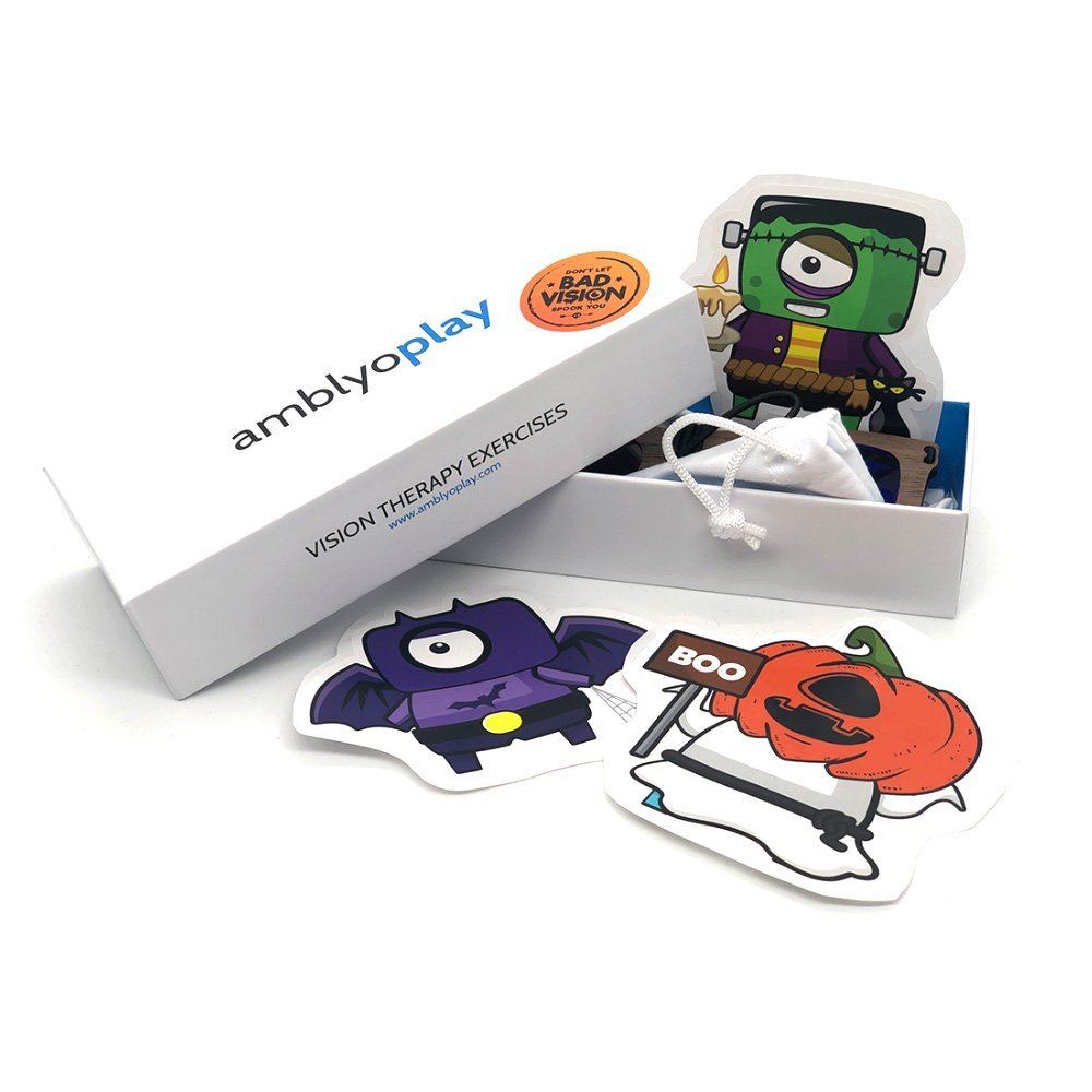 AmblyoPlay Halloween Box